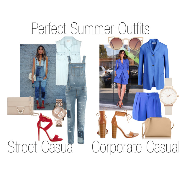 Perfect Summer Outfits